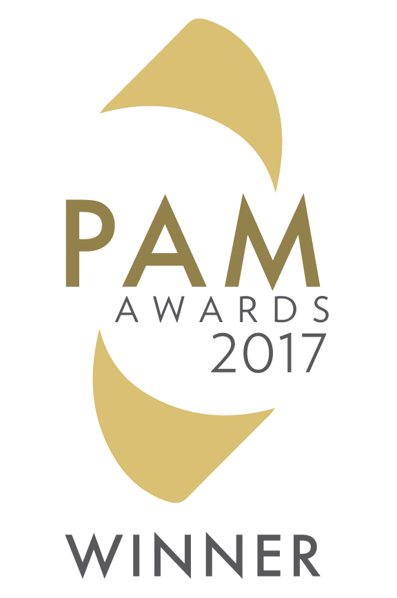 2017 PAM award for: Best Lifestyle Advisory Firm