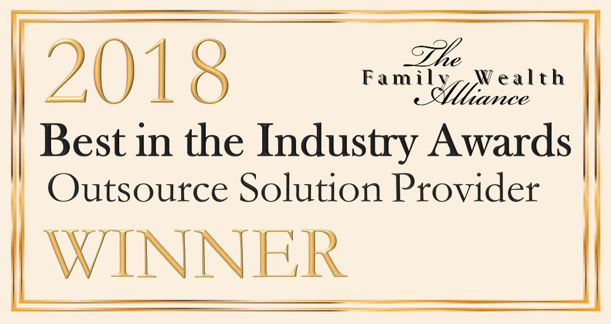 2018 Best in the Industry Award for: Outsource Solution / Provider