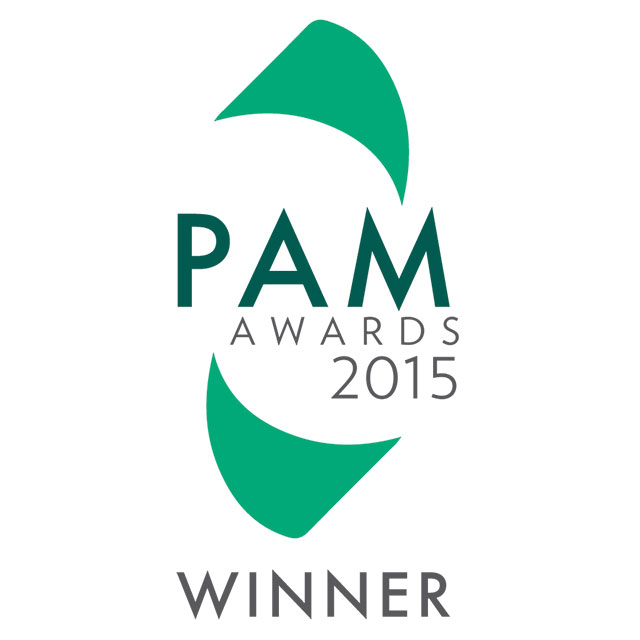 PAM Awards 2015 Winner