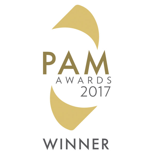 PAM Awards 2017 Winner